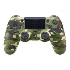 Геймпад беспроводной SONY PlayStation Dualshock v2 Green Cammo