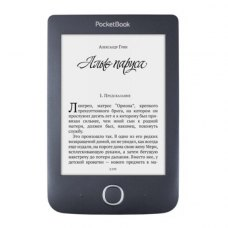 Електронна книга PocketBook 614 Basic 3 Black (PB614-2-E-CIS)
